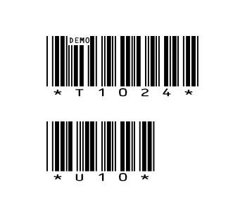 Alternative methods for Barcode creation | Acctivate Help