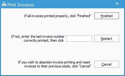 Finish-Print-Invoices