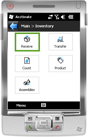 Mobile Inventory Assembly