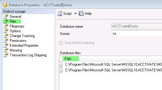 SQLServer_Path