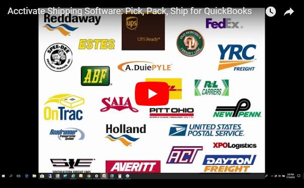 Acctivate & StarShip: Streamline Order Fulfillment