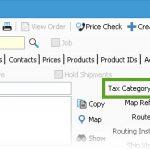 Tax Category Avatax