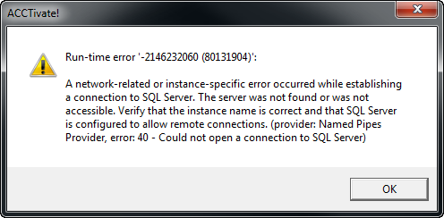 sqlserverservicestopped